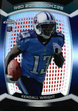 2012 Topps Chrome Football Red Zone Rookies Refractors Cards! Combined Shipping!