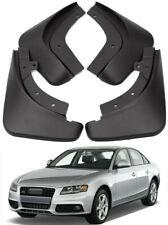 New Set Splash Guards Mud Flaps 8K0075101/111 Fit For 2009-2012 Audi A4 B8 Sedan