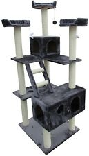 "Halifax Cat Tree Condo 70"" - Littlewhiskers"