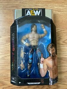 AEW UNMATCHED COLLECTION SERIES 1 #01 KENNY OMEGA NEW FIGURE