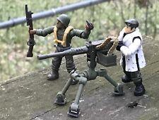Lego Custom WW2 US ARMY MachineGun Minifig WWII Special Forces MiniFigures