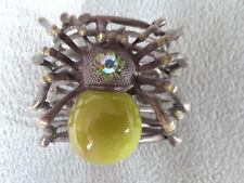 Spider Halloween Cuff Bracelet