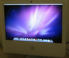 """iMac 17"""" Late-2006  2GHz 1GB RAM 250GB HDD OS X Snow Leopard mouse/KB/Pwrcrd"""