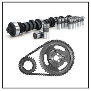 Pontiac 350 400 428 455 Cam & Lifter Kit W/ Timing 268H Performance Camshaft
