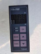TTX-700-2-PP-00 2-Kanal Regler Eingang: Strom (4...20mA). Hersteller TOHO.
