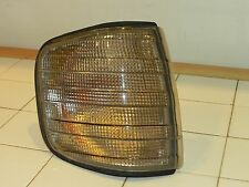MERCEDES W 126 FRONT TURN SIGNAL R/H SMOKED