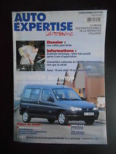 Auto expertise n°183 01/1997 Citroën Berlingot