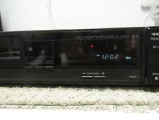 SONY Super Betamax VCR SL HFR 70 Not Working/Untested/As Is/Parts/Repair J0772