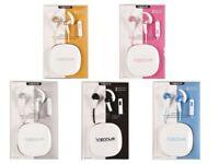 In Ear Sport Kopfhörer Ohrhörer In Ear Stereo Bass Headset für alle Handys S9 S8