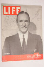 Life 1943 Tony Biddle October Winchester Liptons Moscow RCA DuBarry Niblets M06