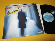 Pete York - Pete York's New York / Open Road (Germany, TELDEC 6.24910) - LP