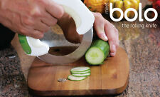 bolo the Rolling Kitchen Knife Complete set 3 blades(Factory direct & authentc)