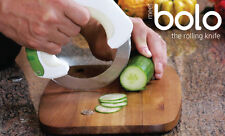bolo the Rolling Kitchen Knife (Factory direct & authentc) w/1 additional blade