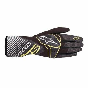 "2020 AlpineStars Tech-1 K ""RACE"" V2/S Karting Racing Gloves - Super light Weight"