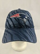 New England Patriots NFL New Era Women Hat 9TWENTY Adjustable Strapback Hat Cap