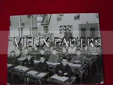 photo scolaire classe de garcons environ 1970
