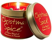 Lily-Flame Spice Candles & Tea Lights