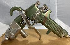 Binks Model 2001 Professional Spray Gun Excellent Condition! Camo Color!