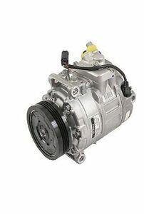 Laprive Auto AC Compressor For 2009-2011 BMW 335d 2004-2005 BMW 525i 2004-2005 BMW 530i