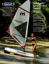 Windsurfer -Paddle board - Canoe - inflatable (Mistral XL Windglider)