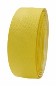 Power Touch Handlebar Tapes Syntehtic/Natural Cork Hybrid For Bikes Yellow