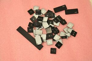 """1 Set Replacement US Keyboard Key Cap for Macbook  Pro 13"""" A1706 A1707 2016 2017"""