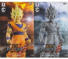 BANPRESTO SCultures BIG Tenkaichi 6 Vol.2 Dragon Ball Super Saiyan 2 Goku 2 Set