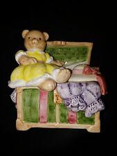 San Francisco Muaic Box Company 1993. My Favorite Things Bear Music Box