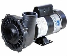 """4.5 HP 230V 2-Speed Waterway Spa Pump Side Discharge 2""""x2"""" 48 Frame Executive"""