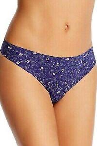 Calvin Klein Women's Invisibles Thong Underwear D3507 465 Small S
