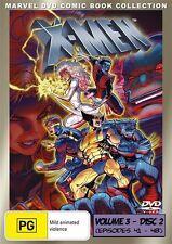 X-Men : Vol 3 : Disc 2 (DVD, 2009)