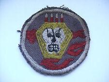 original vietnam american war  vintage strategic directorate cloth  patch