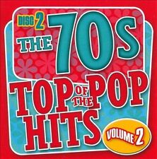 VARIOUS ARTISTS : Top Of The Pop Hits - The 70S Vol.2 - Di CD