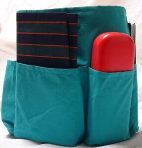 Handbag Purse Organizer Bag Insert: Travel / Cosmetic / Multi-function 13 colors