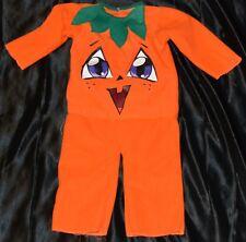 Pumpkin Jackolanturn Jack-o-lanturn Halloween Costume Fits Kids Size 12 M - 18 M