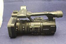 Sony HVR-Z5U 1080i HDV HD Professional Digital HD Video Camera Camcorder 20X D2