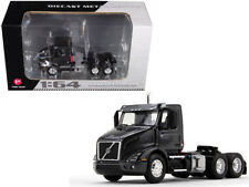 Volvo VNR 300 Day Cab Stormy Gray Metallic 1/64 Diecast Model by First Gear