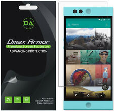 6-Pack Dmax Armor HD Clear Screen Protector shield for Nextbit Robin