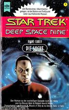 """Diane Carey - """" Star TREK - Deep Space Nine 9 - Die SUCHE """" (1996) - tb"""