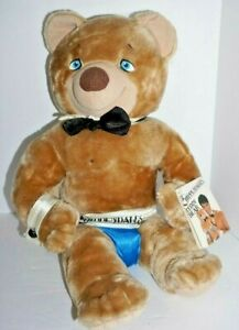NEW! Chippendales Teddy Bear Plush Toy With Tags