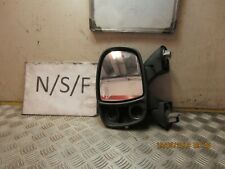 RENAULT TRAFFIC WING MIRROR ELECTRIC NSF PASSENGER FRONT S127 1.9 DCI 2006