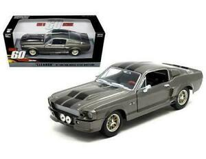1:24 1967 Ford Mustang Shelby GT500 -- Eleanor Gone in 60 Seconds -- Greenlight