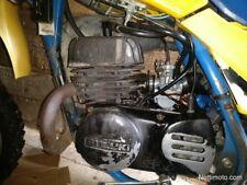 1989 Suzuki DS80 DS 80 Motor Engine Complete Kicks Over and Starts