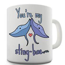 Twisted Envy Your My Sting Ray Ceramic Mug