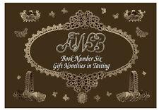 AWB Anna Wuerfel Brown #6 c.1916  Vintage Tatting Patterns for Gift Novelties