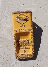 Loader, excavator HENSLEY 1U3552-HX CARBIDE TOOTH