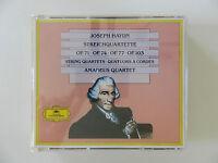 3 CD BOX Joseph Haydn Streichquartette Op 71 74 77 103 Amadeus Quartet