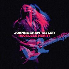 Joanne Shaw Taylor - Reckless Heart - New Vinyl 2LP - Pink/Blue Vinyl