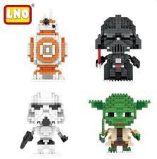 Star Wars LNO iBLOCK w/box Mini Building Lego Nano Block Christmas Kids Gift AU