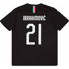 Maglia Calcio Third Football Shirt Milan 2019/2020 Ibrahimovic Puma